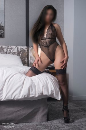 Alandra erotic massage