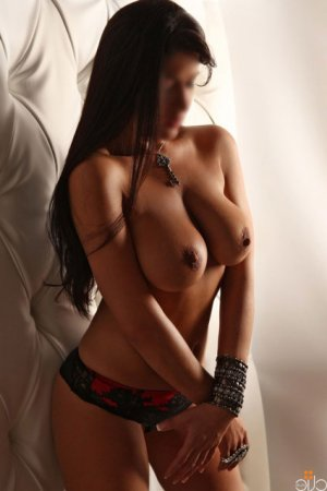 Viollette tantra massage in Hermitage